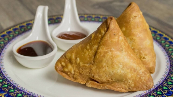 Rabbit Samosas